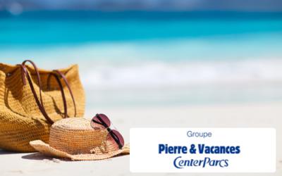 Le Groupe Pierre & Vacances Center Parcs parle le langage des métiers grâce à une supervision élargie et accessible à tous.