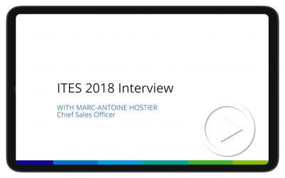 I&O's perspectives from the CTOs ITES Innovation Summit 2018, with Marc-Antoine Hostier, Centreon CSO