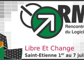 Save the date! – Rencontres Mondiales du Logiciel Libre (RMLL) – 03 au 07 juillet 2017