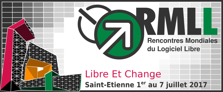 Save the date ! Rencontres Mondiales du Logiciel Libre (RMLL) - 03 au 07 juillet 2017