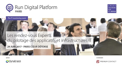 Save the date! – Centreon au Run Digital Platform – 29 juin 2017