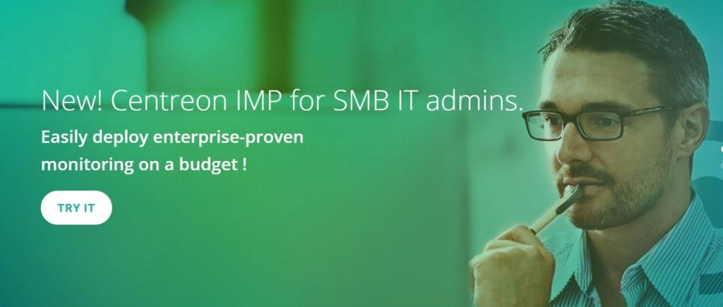 Nouveauté : Centreon IMP, LA supervision pour les PME et les petites équipes IT à ressources limitées