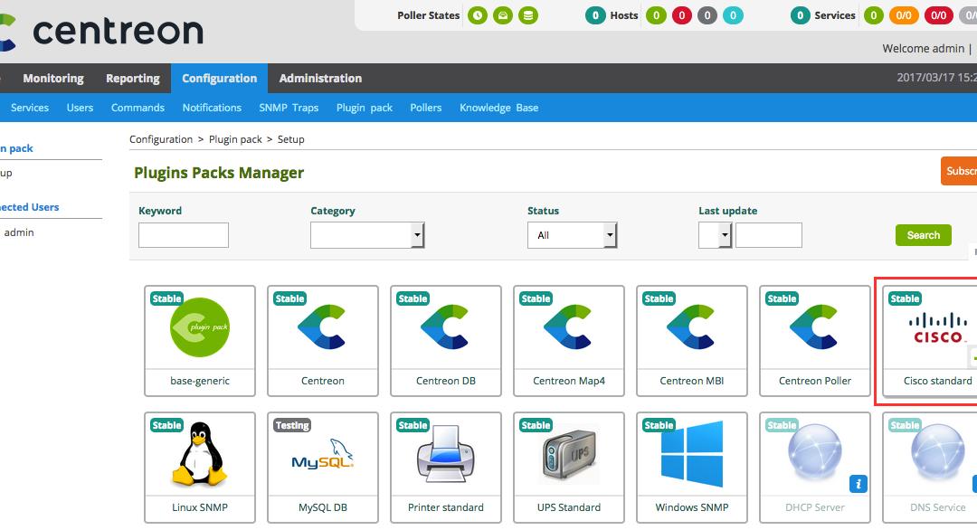 Tutorial: Using Plugin Packs for fast monitoring deployment