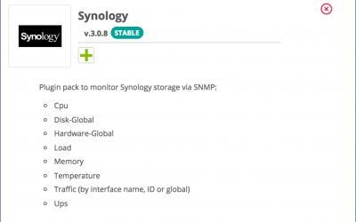 Supervisez vos NAS Synology instantanément ! Etape par étape