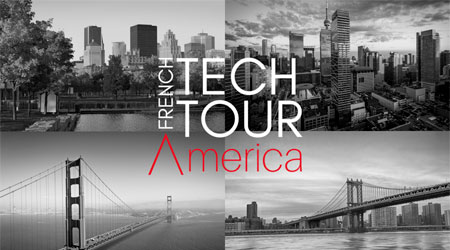 Centreon participe au French Tech Tour America 2017