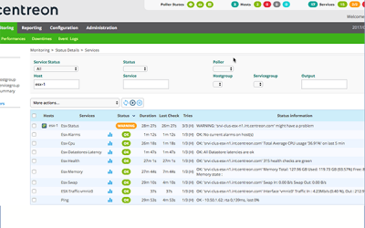 Monitor your VMware infrastructure, step by step
