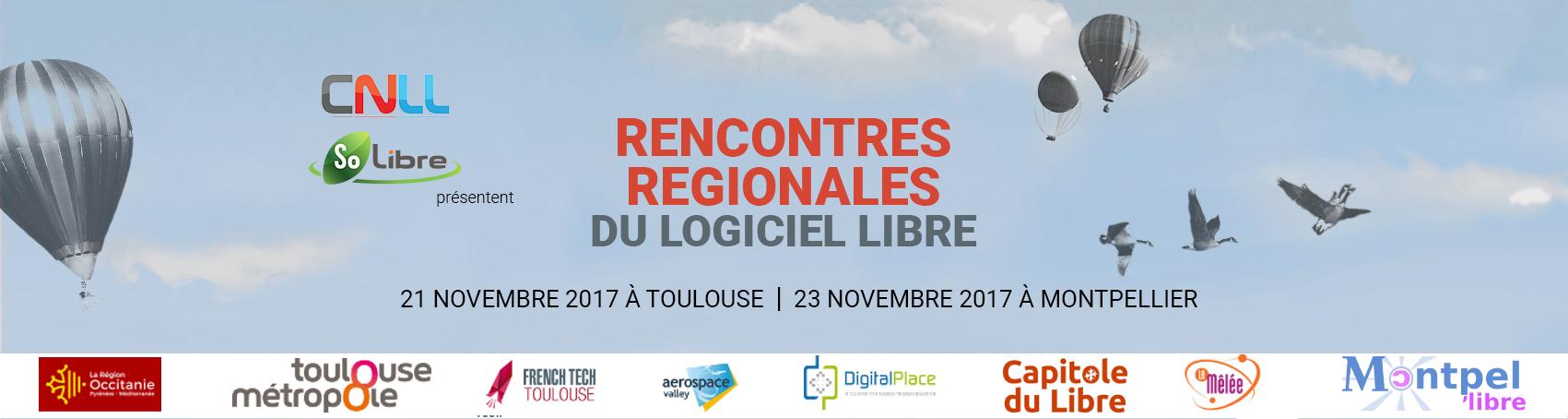 Centreon aux RRLL, Rencontres Régionales du Logiciel Libre