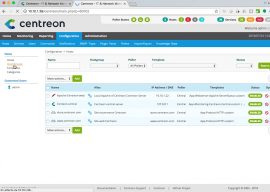 How to use Centreon API Web interface?