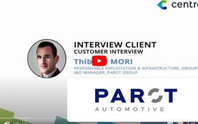Interview de Thibaud Mori, responsable I&O Groupe Parot – Partie 2/2 – Les bénéfices de la supervision pour un concessionnaire automobile