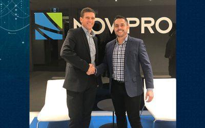 Partenariat : NOVIPRO s'associe à Centreon pour mieux servir les entreprises canadiennes