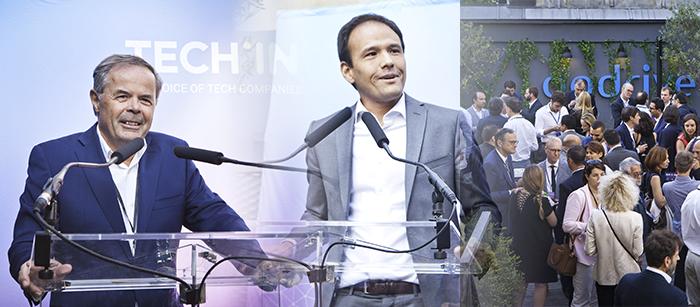 Centreon rejoint le Conseil d'Administration de TECH IN France