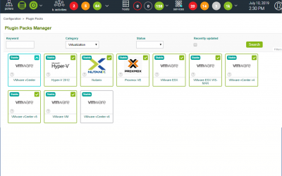 Using Centreon Host Discovery to monitor a VMware infrastructure, step by step