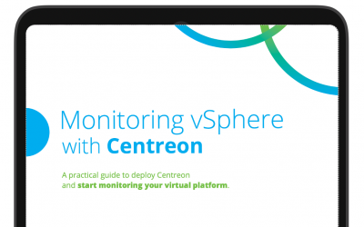 Monitoring virtual machines with Centreon Open Source—no sweat!