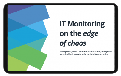 IT monitoring on the edge of chaos