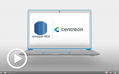 Superviser vos instances AWS RDS avec Centreon