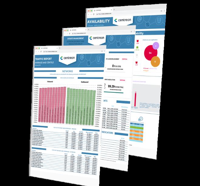 error report IT monitoring