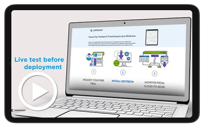 Introducing Free Forever IT Monitoring for 100 Hosts or Less: Centreon IT Edition 100