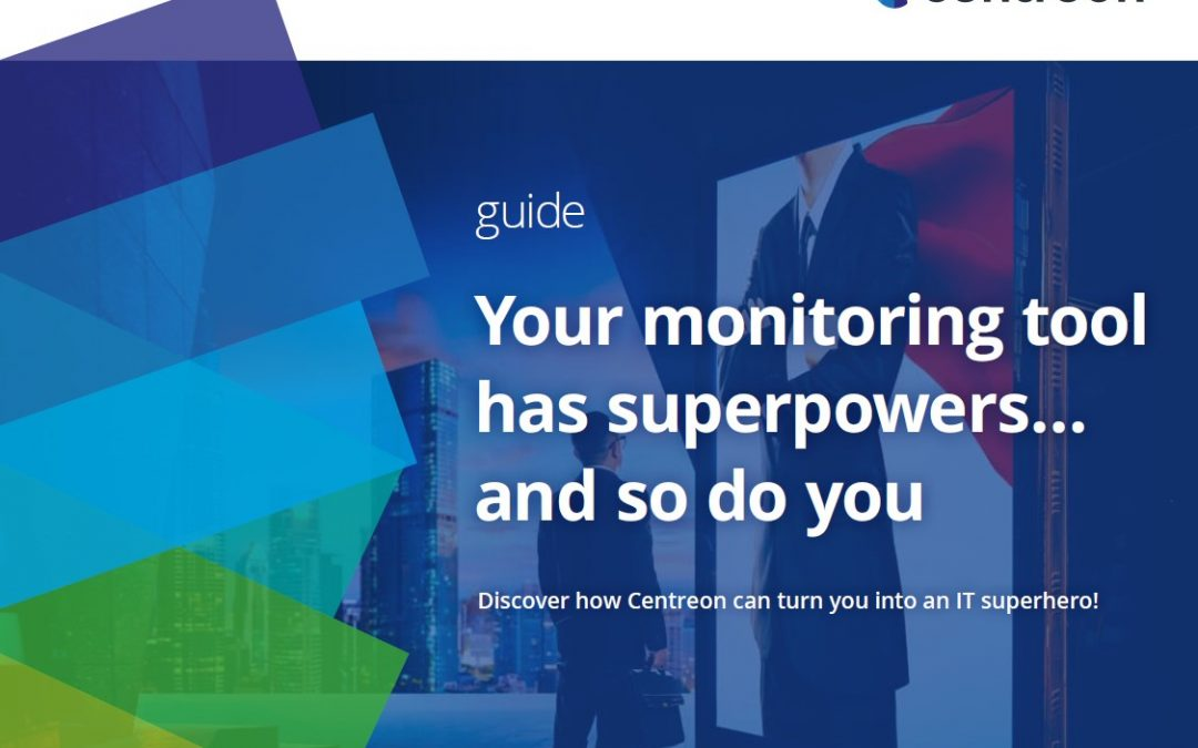 Ebook: IT Monitoring has superpowers… and so do you