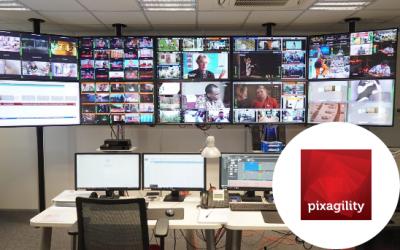 Pixagility : superviser la chaîne de production audiovisuelle pour soutenir l'excellence business