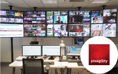 Pixagility : superviser la chaîne de production audiovisuelle pour soutenir l'excellence business