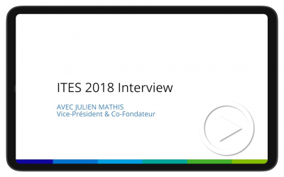 ITES 2018 : les tendances de la supervision selon Julien Mathis, CEO de Centreon