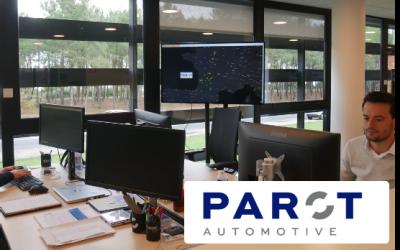 Premier groupe de distribution automobile français coté en bourse, le Groupe PAROT gagne en visibilité et proactivité grâce à la supervision
