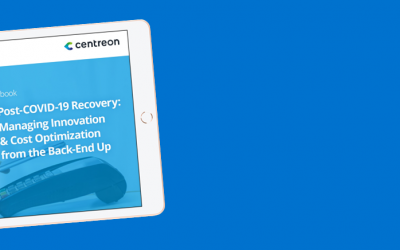 Ebook: Post COVID-19 Recovery: Managing Innovation & Cost Optimization from the Back-End Up