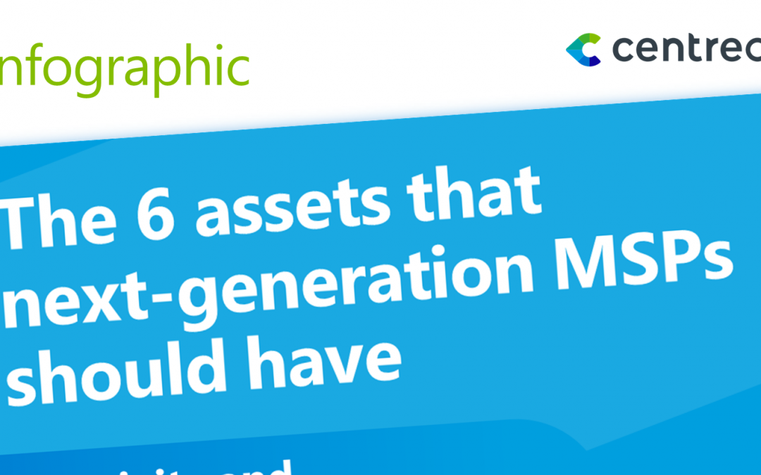 The 6 assets that next-generation MSPs should have