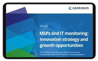 MSPs and IT monitoring: innovation strategy and growth opportunities