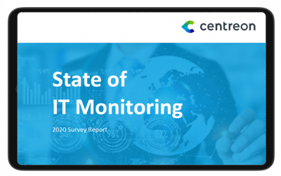 State of IT Monitoring – 2020 Survey Report