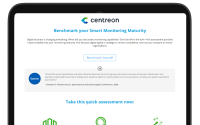 Benchmark your Smart Monitoring Maturity