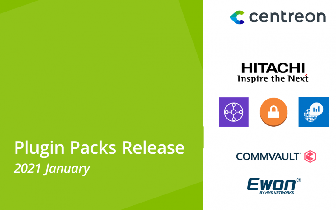 Monthly New Plugin Packs Releases