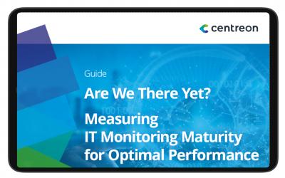 Measuring IT Monitoring Maturity for Optimal Performance