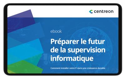Préparer le futur de la supervision IT