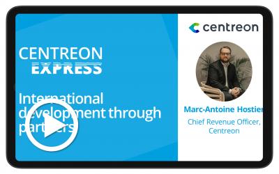Centreon Express: International development through partners