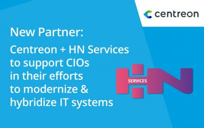 HN Services partners with Centreon, expanding their expert service portfolio and supporting their clients' IT system modernization