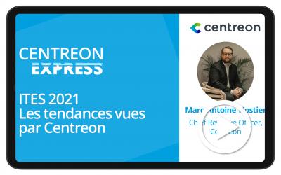 Centreon Express : ITES 2021 – Les tendances vues par Centreon